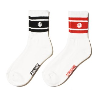 <img class='new_mark_img1' src='https://img.shop-pro.jp/img/new/icons59.gif' style='border:none;display:inline;margin:0px;padding:0px;width:auto;' />Standard California / SD Sports Socks-2P