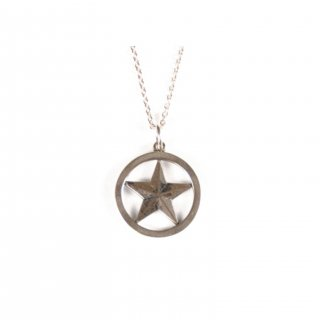 Standard California / SD Made in USA Star Necklace Silver
