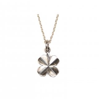 Standard California / SD Made in USA Clover Necklace Silver