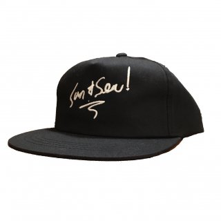SUN AND SEA / TG Logo Cap