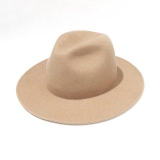Vote Make New Clothes / Mil Felt Hat