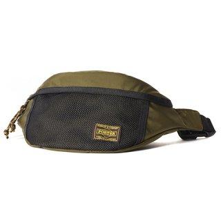 Standard California / PORTER × SD Three Layer Lightweight Waist Bag