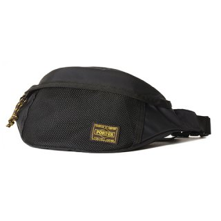 Standard California / PORTER × SD Three Layer Lightweight Waist Bag