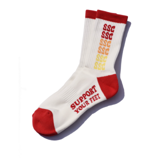 Surf Skate Camp / Rainbow Socks