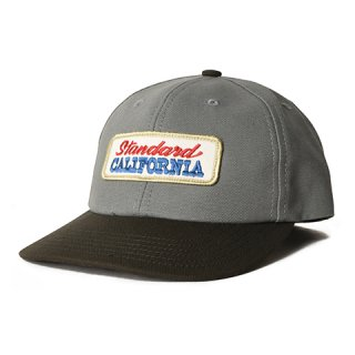 Standard California / SD Logo Patch Canvas Cap