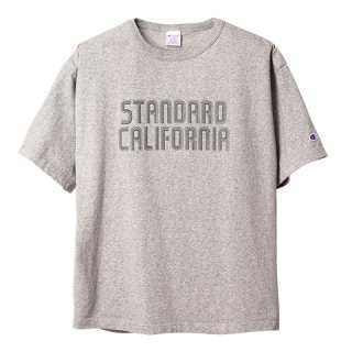 <img class='new_mark_img1' src='https://img.shop-pro.jp/img/new/icons1.gif' style='border:none;display:inline;margin:0px;padding:0px;width:auto;' />Standard California / CHAMPION × SD T1011