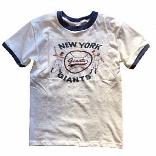 <img class='new_mark_img1' src='https://img.shop-pro.jp/img/new/icons1.gif' style='border:none;display:inline;margin:0px;padding:0px;width:auto;' />Jackson Matisse / New York Giants Ringer Tee