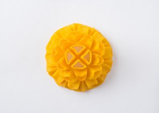 【K-004】花咲かりん(かぼちゃ)1個袋入り