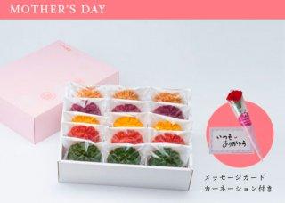 【KH-013】(母の日ギフト)花咲かりん詰め合わせ箱入り(15個入り)