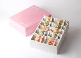 【S-004】塩かりん詰合せ箱入り(10個入り)