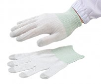 アズピュア導電ライン手袋1-4794 1双当たり135円