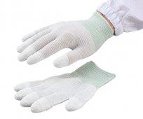 アズピュアPUコート導電ライン手袋指先コート1-4795 1双当たり207円
