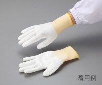 アズピュア耐切創手袋(レベル3)手の平コート有り3-8031
