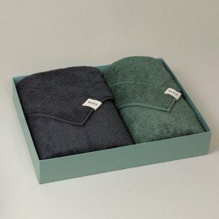 OLSIA Premium Cotton ギフトセット(バスタオル・コンパクトバスタオル)