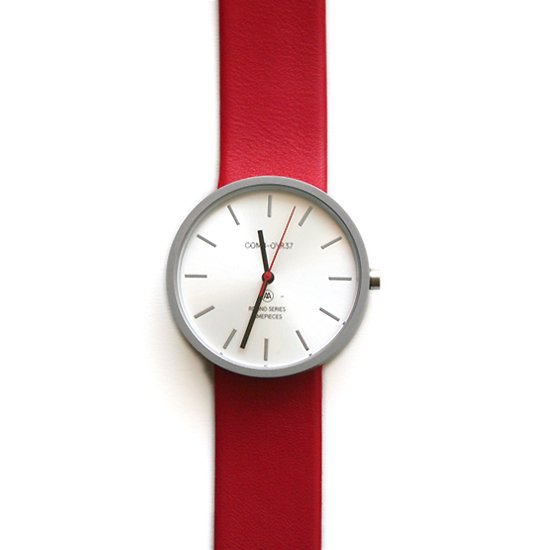 Comb-o Watch    R37S Red (レッド)