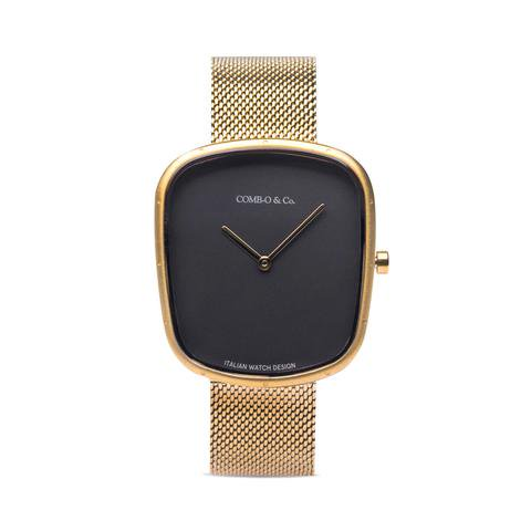 Comb-o Watch TOBOGA  gold<img class='new_mark_img2' src='https://img.shop-pro.jp/img/new/icons31.gif' style='border:none;display:inline;margin:0px;padding:0px;width:auto;' />