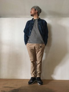 GRAMiCCi(グラミチ)WEATHER NN-CROPPED PANTS[GMP-17S034][MENS]
