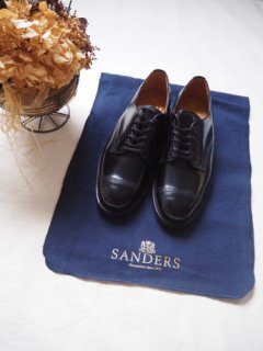 SANDERS(サンダース) MILITARY DERBY SHOE ITSHIDE SOLE[1830][WOMEN]
