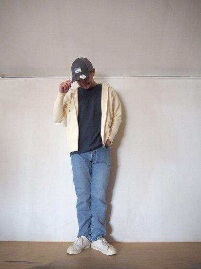 AMERICANA  スーピマ裏毛ZIP HOOD SWEAT BRF-871 13