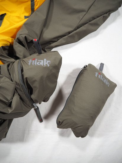 tilak  ODIN LIGHT JACKET ODIN-LIGHT 15