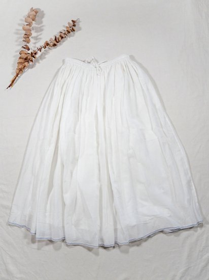 SOIL  GATHERED SKIRT  NSL19005 2