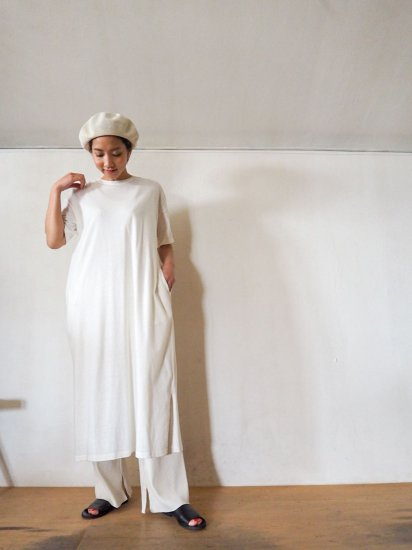 SOIL  CREW NECK JERSEY DRESS  GNSL19032 12