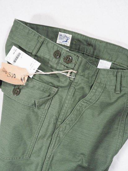 orSlow  FATIGUE PANTS 01-5002 5