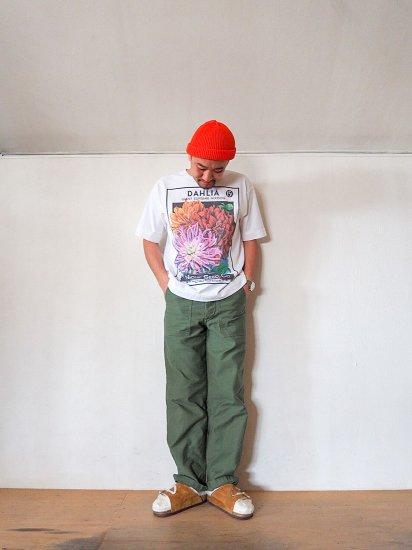 orSlow  FATIGUE PANTS 01-5002 8