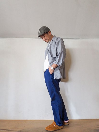 orSlow  FRENCH WORK PANTS 03-5000 8