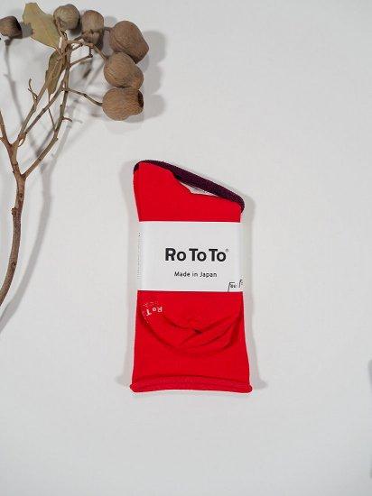 Rototo  MOCCHILY SOCKS R1089 4