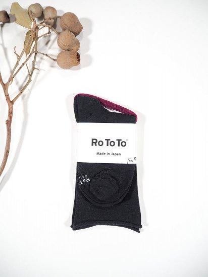 Rototo  MOCCHILY SOCKS R1089 5