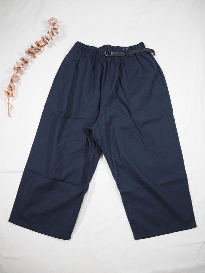 GRAMICCI  LINEN COTTON BALLOON PANTS  19S078 9