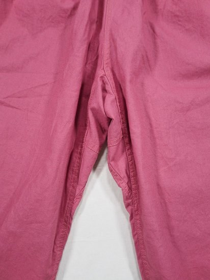 GRAMICCI  LINEN COTTON BALLOON PANTS  19S078 6