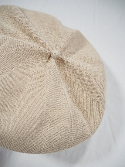 mature ha.  beret top gather big silk MAS19-20 6