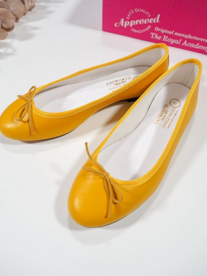 CATWORTH Slip on Ballet Shoe CAT07 0