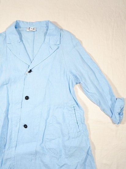Yarmo  Raglan Linen Coat  YAR-17SS CO1 0