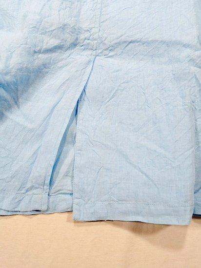 Yarmo  Raglan Linen Coat  YAR-17SS CO1 3