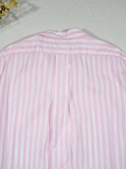 dahl'ia  ストライプBDシャツ  DBL-224BT 12