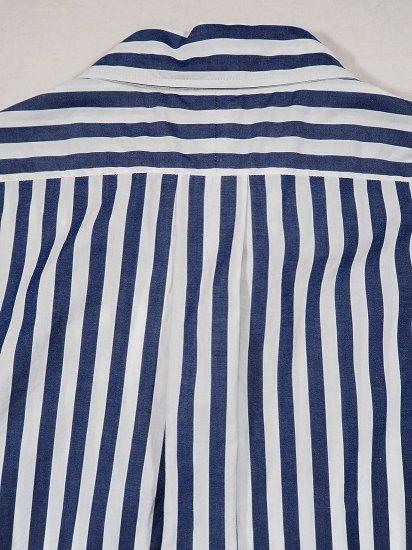 dahl'ia  ストライプBDシャツ  DBL-224BT 5