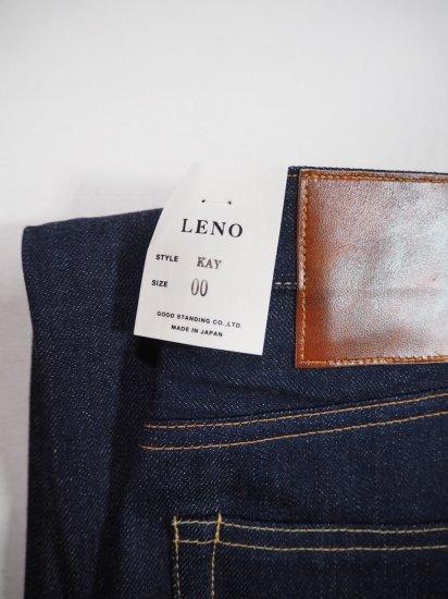 LENO  KAY High Waist Jeans L1902-J005 0