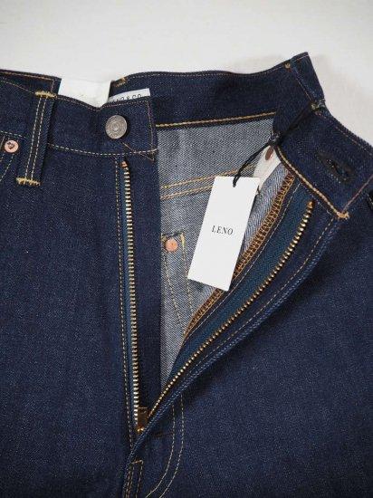 LENO  KAY High Waist Jeans L1902-J005 5