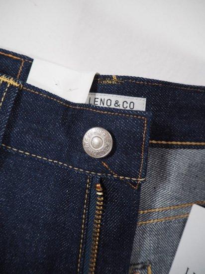 LENO  KAY High Waist Jeans L1902-J005 6