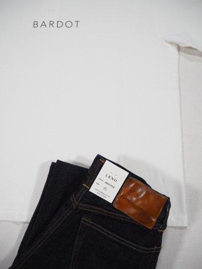 LENO  BRIGITTE Straight Jeans L2001-J001 10