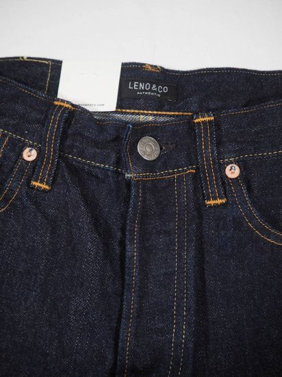 LENO  Homme Straight Jeans H1902-J001 0