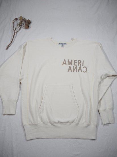 AMERICANA  別注BIG CREW NECKスウェット ASO-376CS 10
