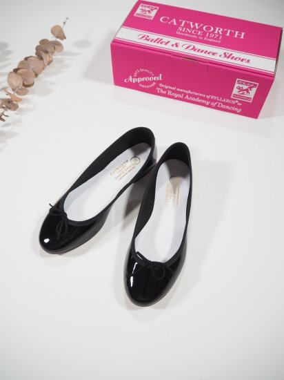 CATWORTH  Slip on Ballet Shoe  CAT07 5
