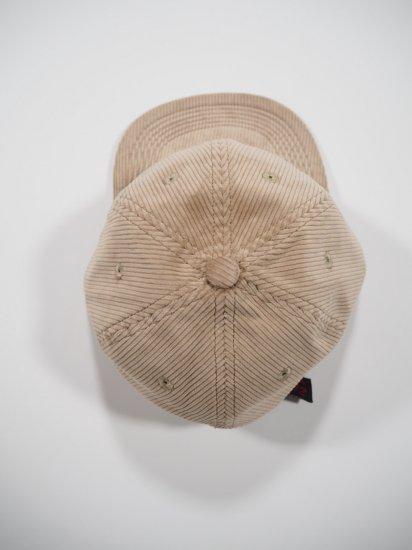 GRAMICCI  CORDUROY UMPIRE CAP GAC-19F025 6