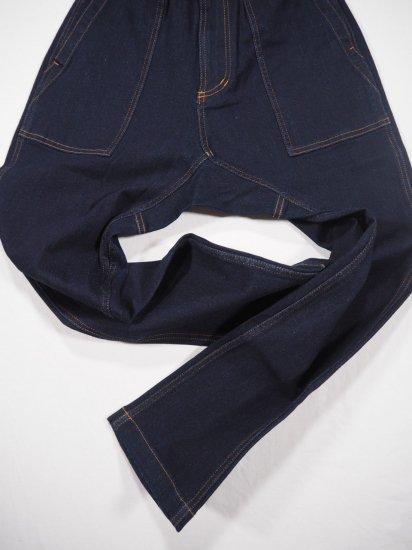GRAMICCI  DENIM LOOSE TAPERED PANTS GUP-19F005 9