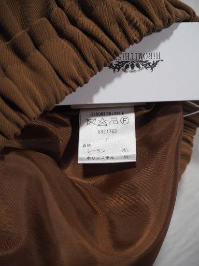 HiROMITHiSTLE  ピーチツイルスカート 8921763 6