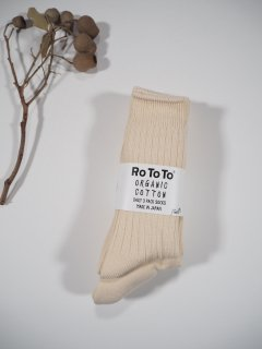 Rototo  DAILY 3 PACK SOCKS
